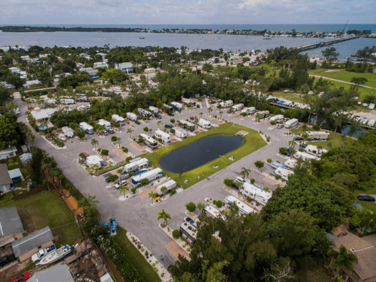 RV Resort in Bradenton, Florida