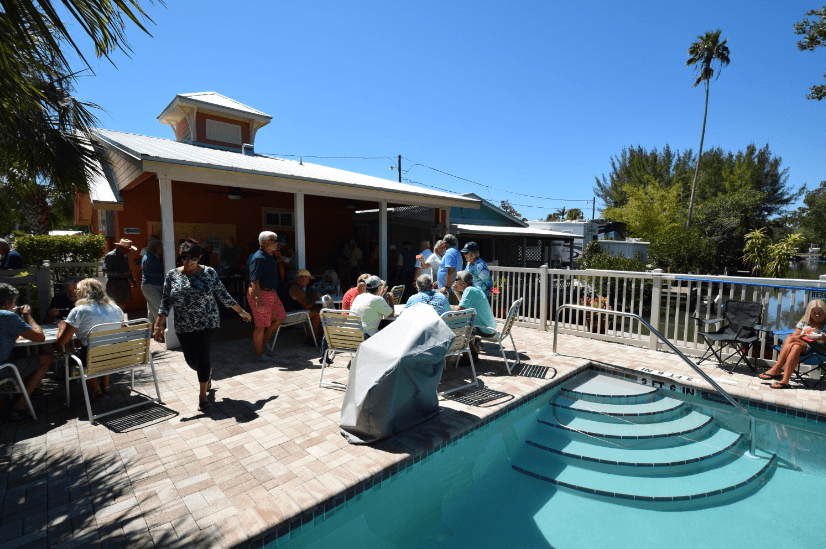 RV Resort Community in Bradenton, Florida